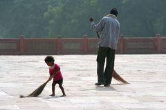 Zwei kehren Indien