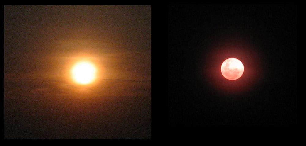 Zwei Monde;-)
