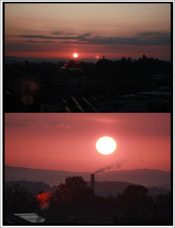 Zwei Sonnen