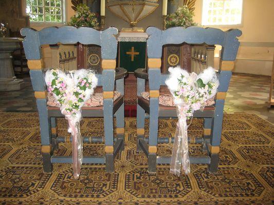 zwei Traustühle 1934 Oberhavel