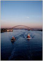 Zwei Tug Boats