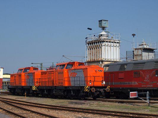 Zwei V100s in Eisenach Bild 2
