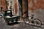 Zweirad und Dreirad