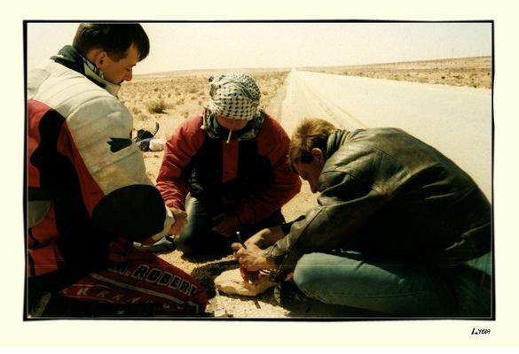 Zweiter Kettenriss in Libyen