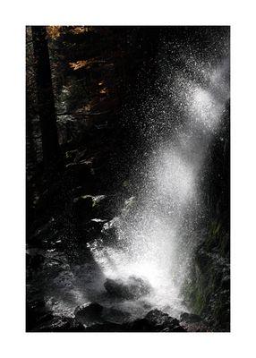 Zweribachwasserfall bei Simonswald/St. Peter