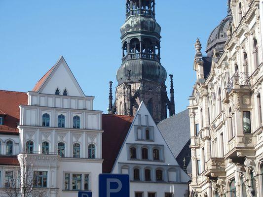 Zwickau-Marktplatz