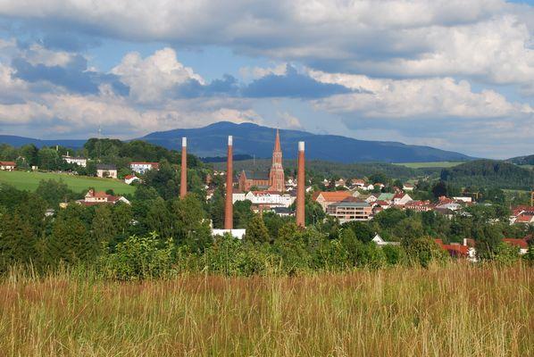 Zwiesel ( 4 Türme )