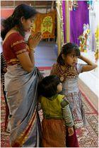 Zwiesprache mit Ganesha