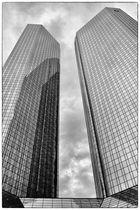 Zwillingstürme der Deutsche Bank