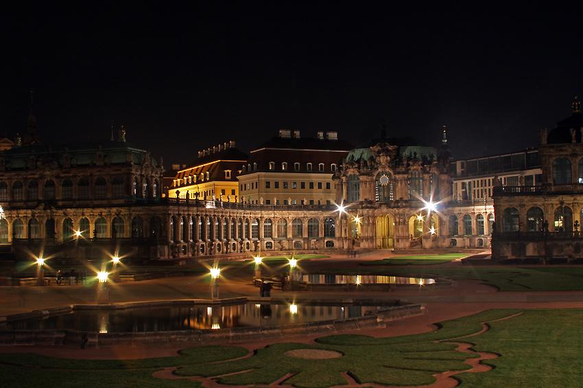 Zwinger Dresden...