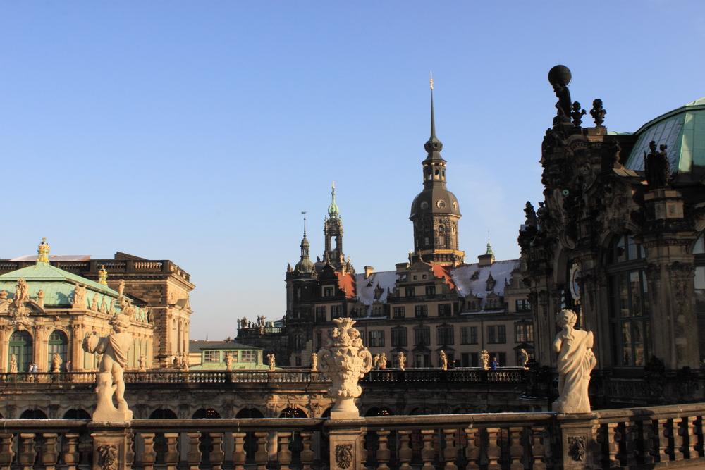 Zwinger in Dresden (2)