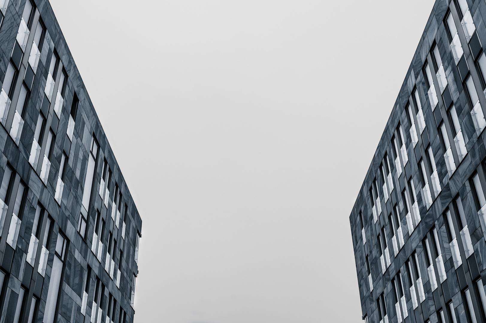 Zwischen den Fassaden