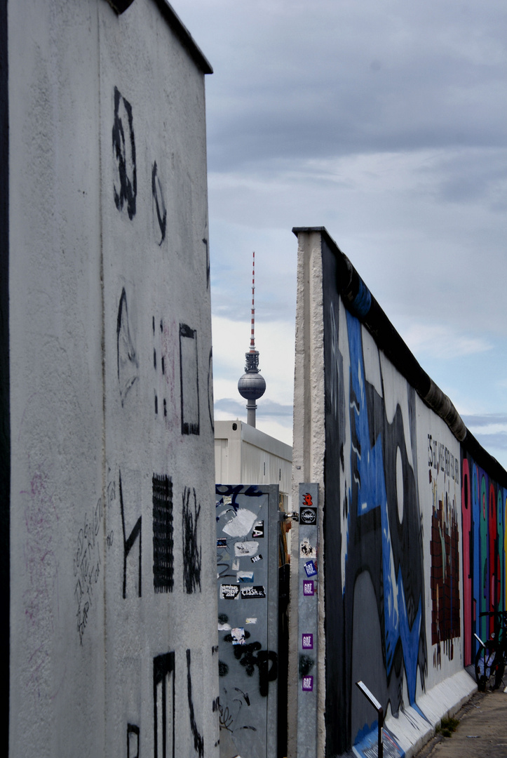 Zwischen den Mauern..........