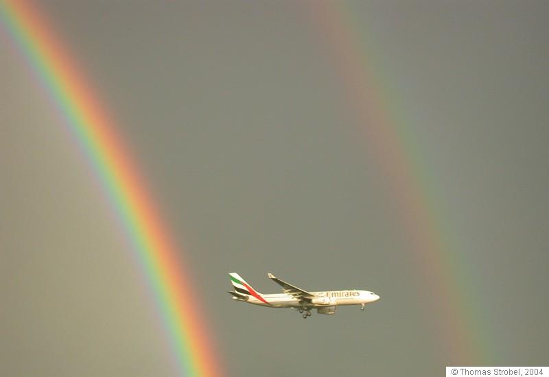 Zwischen den Regenbogen