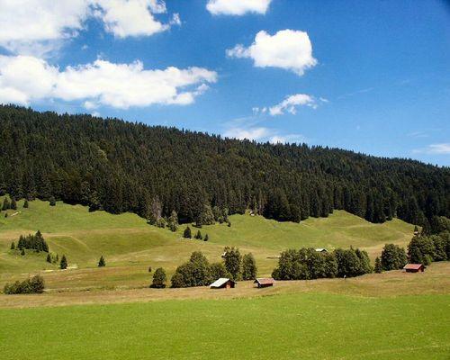 zwischen Garmisch und Mittenwald: Elmau