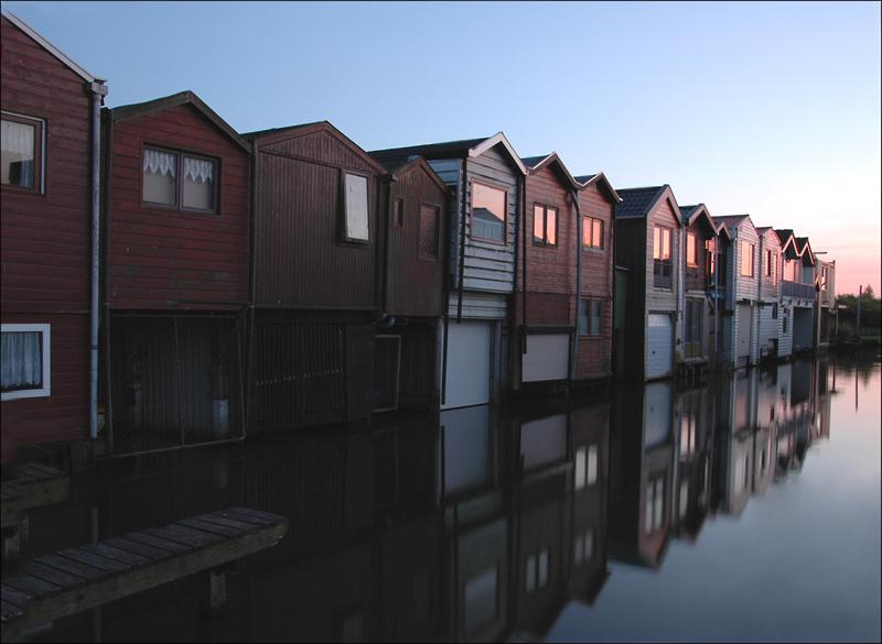Zwischen Groningen und Zuidlaren
