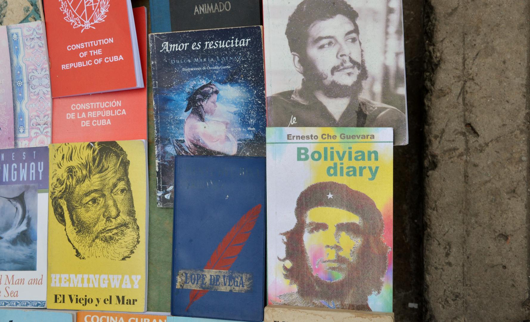 Zwischen Hemingway und Guevara