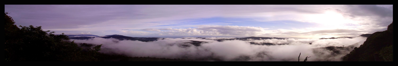 Zwischen Himel und Erde