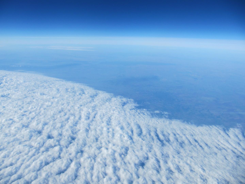 Zwischen Himmel und Erde