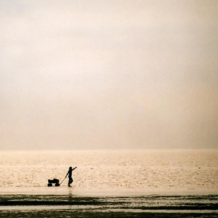 Zwischen Meer, Land und Himmel