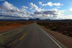 Zwischen Monument Valley und Mexican Hat