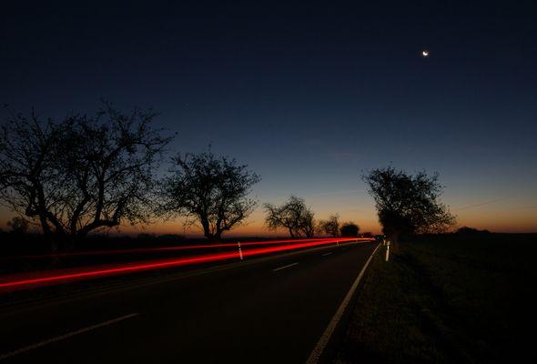 Zwischen Nacht und Tag