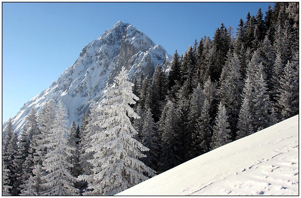 zwischen Oberösterreich und der Steiermark