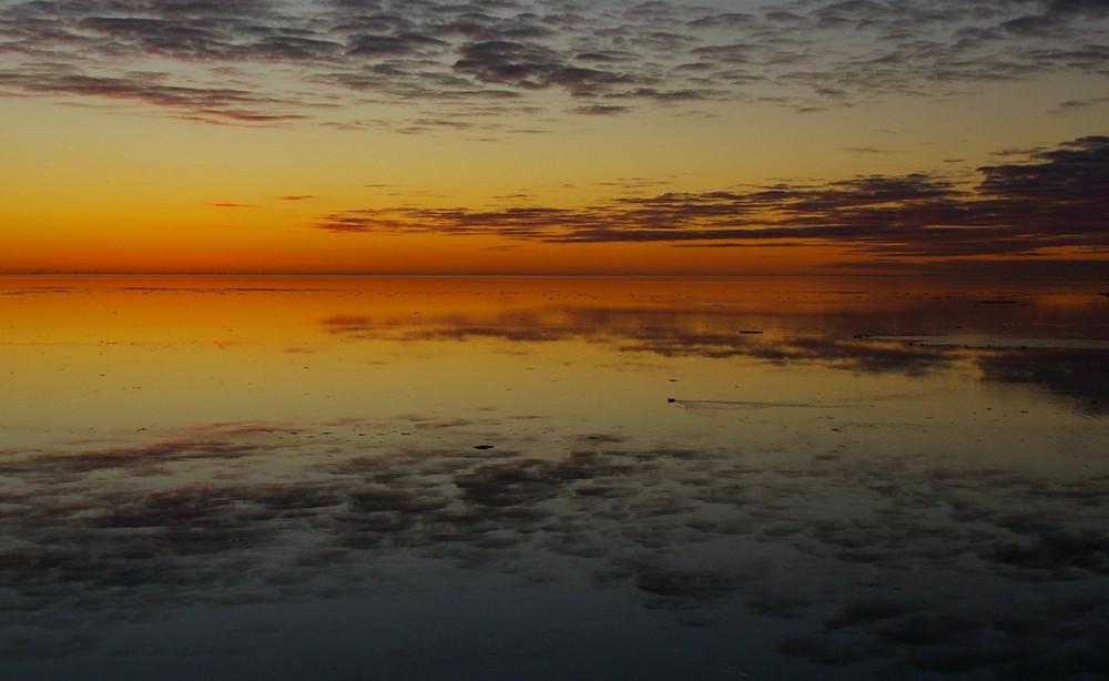 Zwischen Tag und Traum.....Ostfriesland das Wattenmeer....