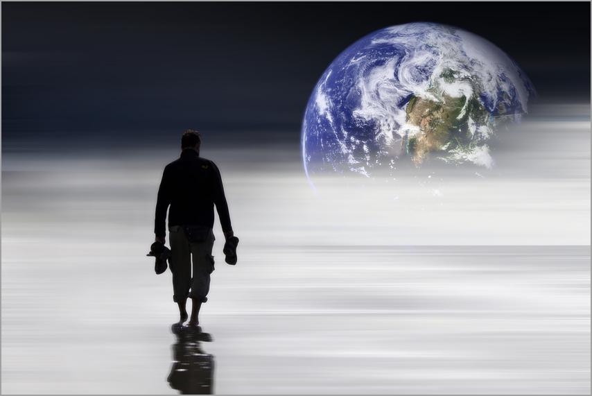 zwischen zwei Welten