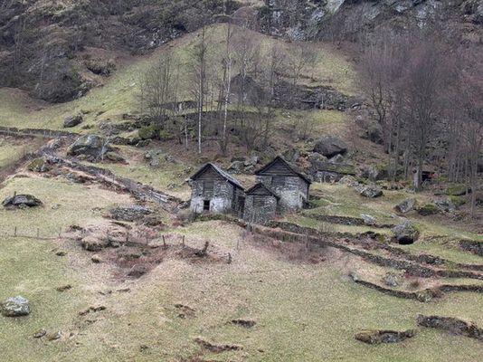 Zwitserland 2003, Maggiadal