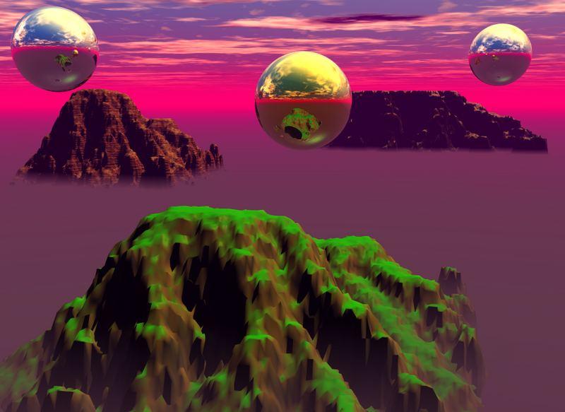Zycrun- Planet