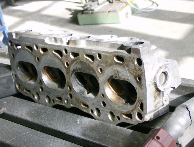 Zylinderkopf 1,6 Saugmotor.