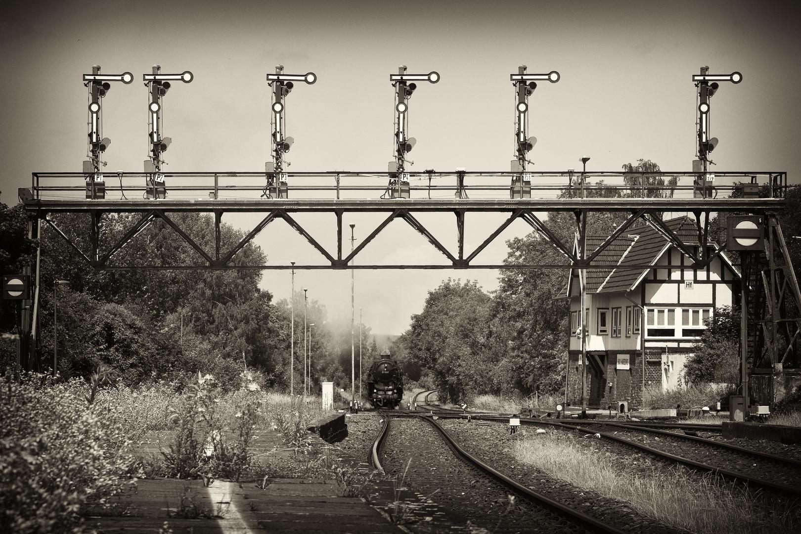 01 1066 bei der Einfahrt Bad Harzburg