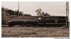 01 1102 in Norden im Oktober 2004