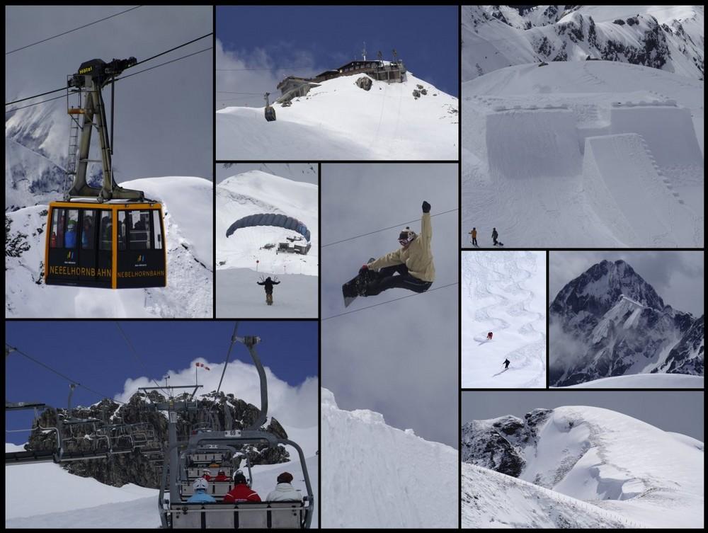 01.05.08 Nebelhorn -- Danke für wunderbare Skisaison 2007/08