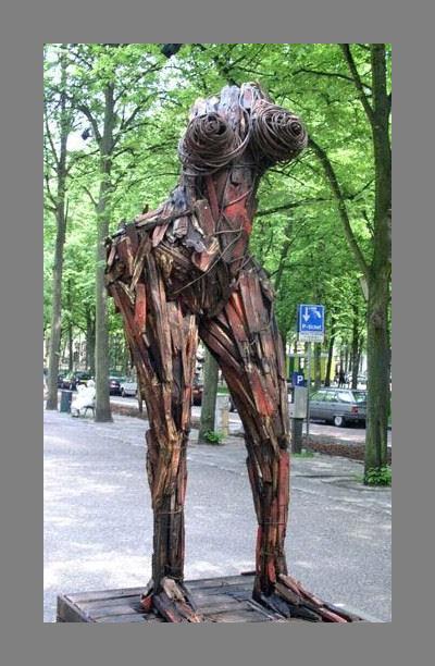 0130-FC-FL-Anne Benrais (1978) Red Woman (1999)-Totaal