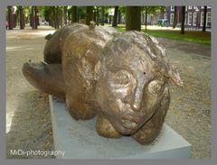 0138-FC-FL-Javier Marín (4)-Cielo,Tierra,2004 ( Hemel,Aarde ) Brons - Bronze