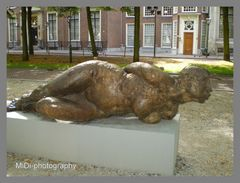 0139-FC-FL-Javier Marín (5)-Cielo,Tierra,2004 (Hemel,Aarde ) Brons - Bronze