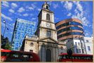 Sr Botolphs Church in the City by markkeville