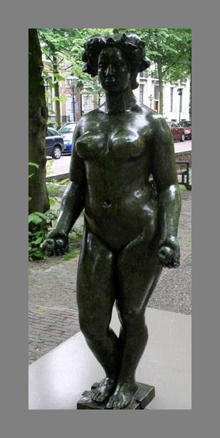 0199-FC-FL-Aristide Maillol (1861-1944) Pomone aux bras tombants (1937)-Totaal