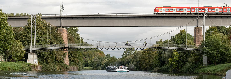02-Marbach am Neckar - Verkehrswege