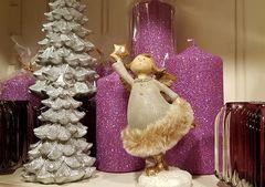 (02 Oktober) vergnügliches Weihnachtskartenmotiv
