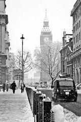 02.02.09 - London unter Schnee