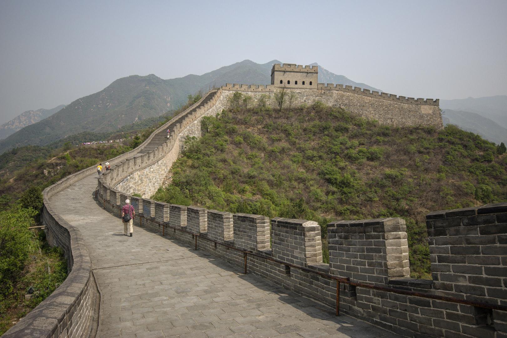 024 - China Wall at Badaling