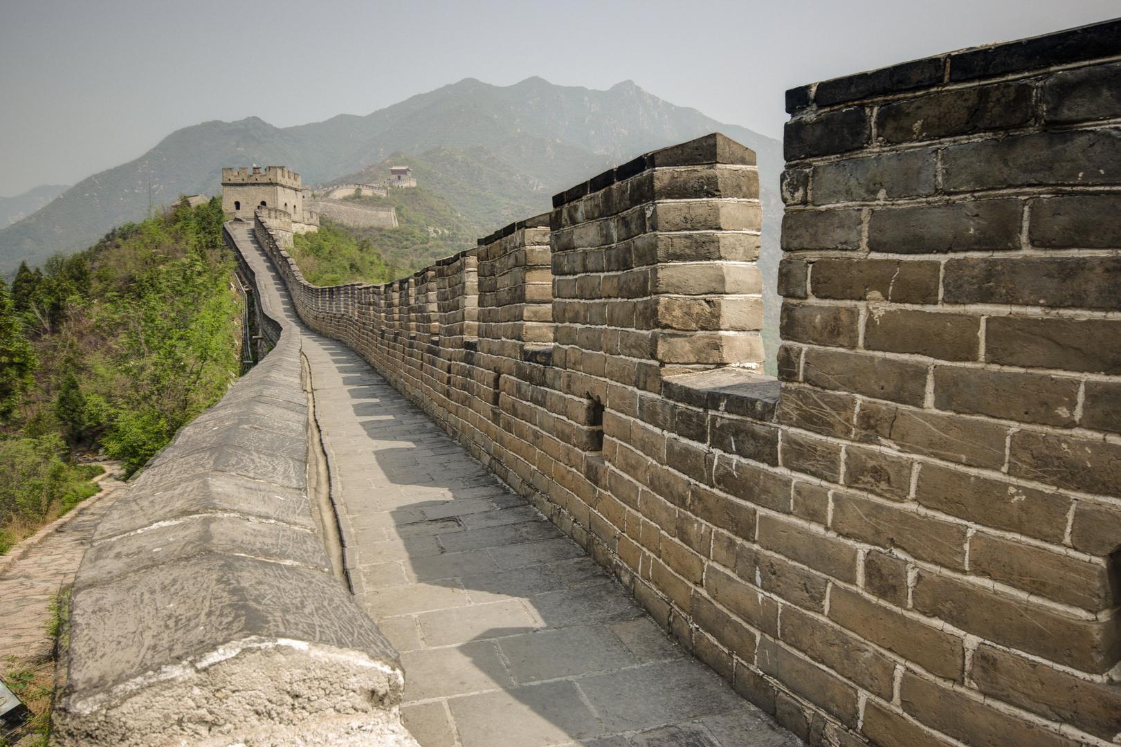 027 - China Wall at Badaling