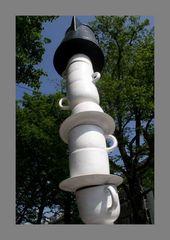 0271-Julio Larraz (1944) Space Station 2 (2001) Totaal