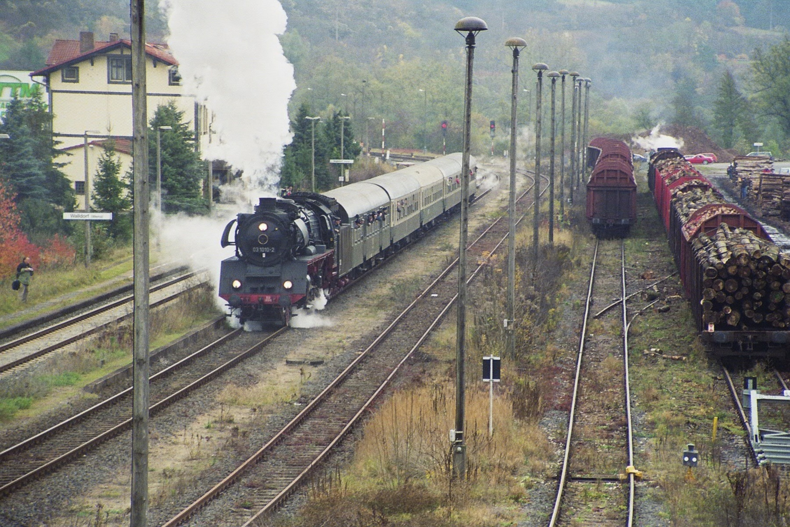 03 1010 in Walldorf