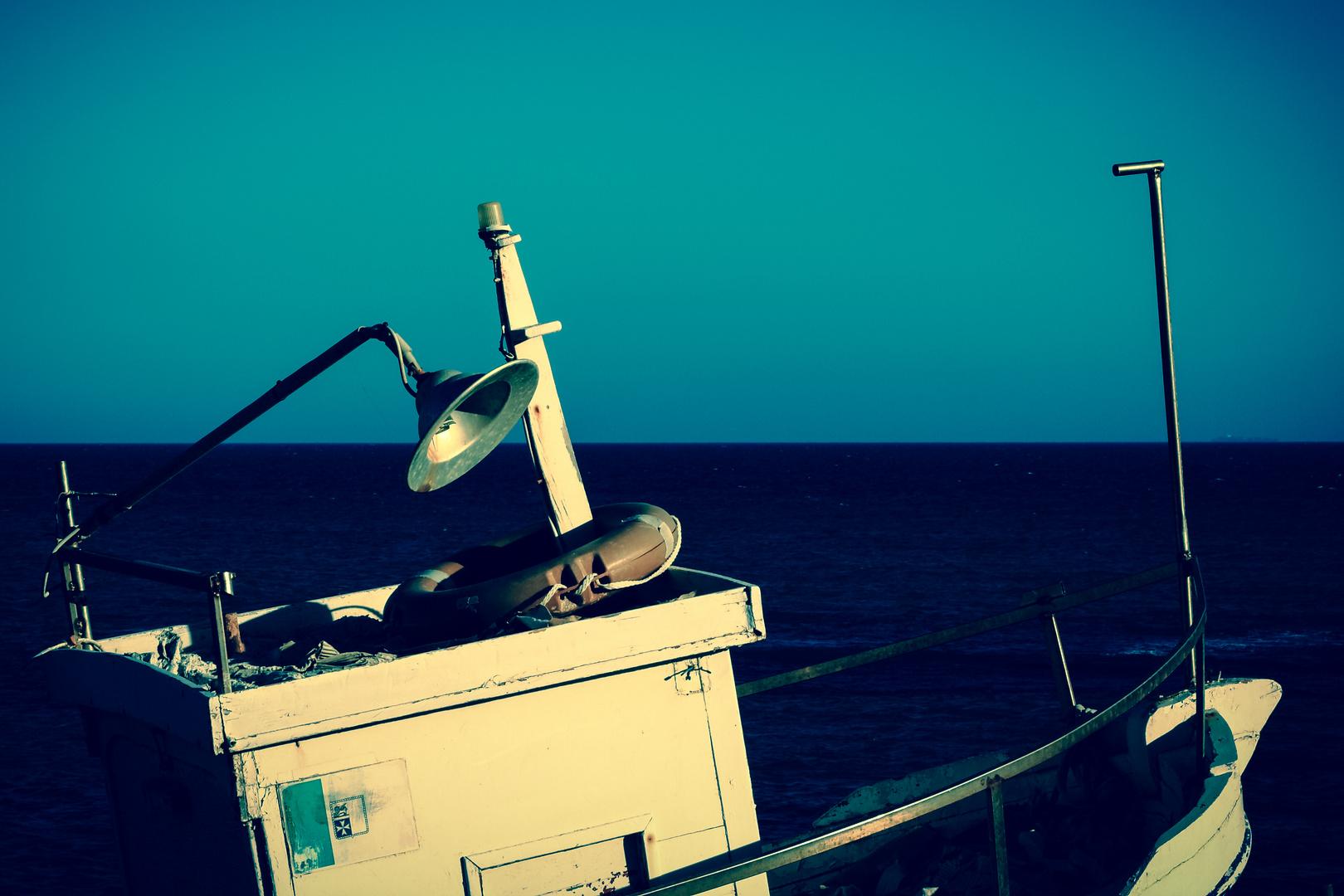03 Ottobre 2013 ... il volto triste del Mediterraneo!
