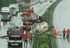 033 A2 Luthe - Verkehrschaos