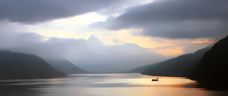 04:00h morgens, Alpen